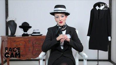 Face cam : Camille Lellouche dans la peau de Geneviève de Fontenay