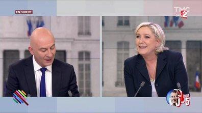 """Le fait du jour : Connaissez-vous la """"technique Le Pen"""" ?"""