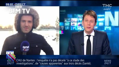 BREAKING NEWS : Il fait froid