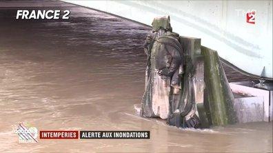 Fait du jour : Jusqu'où iront les journalistes pour parler de la pluie ?