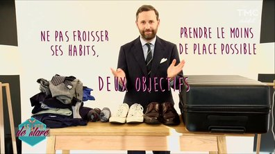 Fashion Hotline de Marc Beaugé : comment faire sa valise