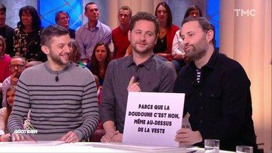 Fashion Hotline de Marc Beaugé : on dit non à la doudoune sous son manteau