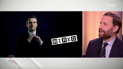 Fashion Hotline : mais pourquoi Emmanuel Macron se touche-t-il le noeud sans arrêt ?