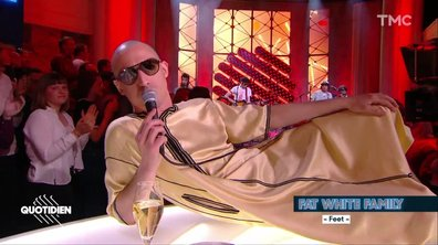 "Fat White Family : ""Feet"" en live pour Quotidien"