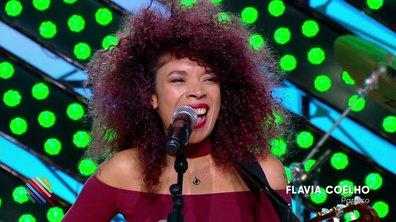Flavia Coelho - Paraiso en live sur Quotidien (exclu web)