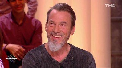 """Florent Pagny quitte The Voice : """"C'est une aventure super"""""""