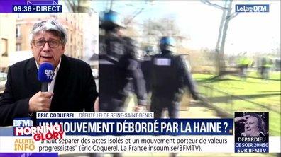 Morning Glory : la France Insoumise peut-elle condamner sans conditions ?