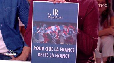 """""""Pour que la France reste la France"""", le nouveau tract de Laurent Wauquiez inspiré du FN"""