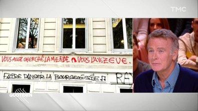 """Franck Dubosc sur les gilets jaunes : """"Le mouvement doit rester digne, les Français qui souffrent le sont"""""""