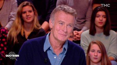 Invité : Franck Dubosc, pour son nouveau spectacle « Fifty/Fifty»