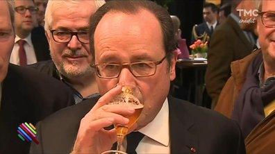 François Hollande, son dernier salon de l'agriculture