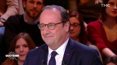 Invité : François Hollande, pour les élections européennes