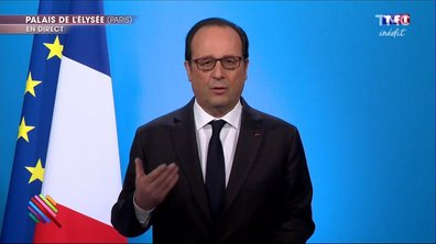 François Hollande fait l'impasse sur la Présidentielle 2017