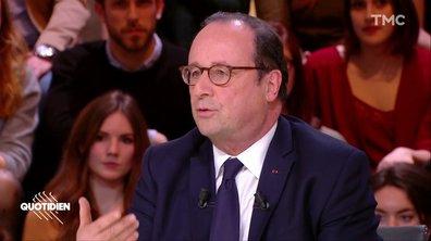 """François Hollande : """"Le nationalisme en Europe, c'est vouloir faire croire qu'on n'a rien en commun"""""""