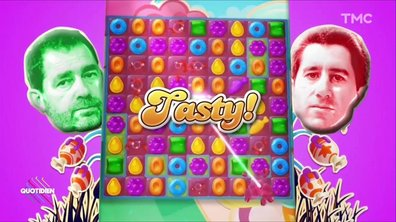 François Ruffin vs Christophe Castaner : le Candy Crush Gate