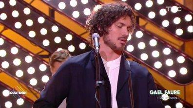"""Gaël Faure – """"La saison"""" en live dans Quotidien"""