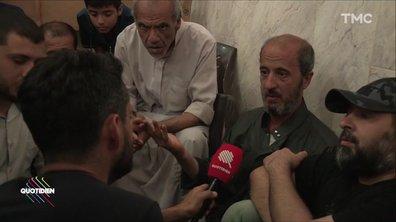 Gaza : à l'heure du deuil, le combat continue