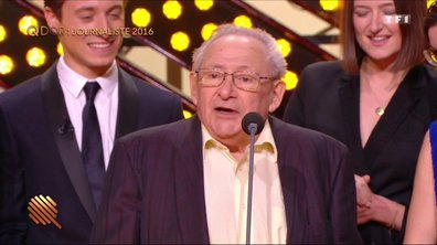 Georges Chapelier, Q d'Or Journaliste 2016