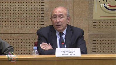 "Gérard Collomb et le ""benchmarking"" des migrants, késako ?"