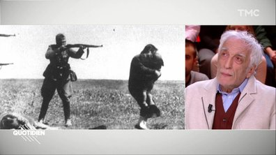 """Gérard Darmon évoque la Shoah : """"Les négationnistes ont un peu trop le droit de cité en France"""""""