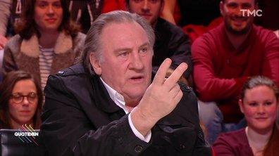 """Gérard Depardieu sur Nicolas Hulot: """"Il emmerde tout le monde"""""""