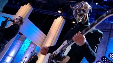"""Ghost : """"Dance macabre"""" en live pour Quotidien"""