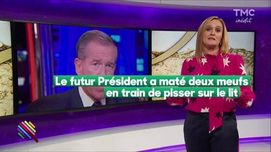 La Golden Shower de Donald Trump émoustille les médias français
