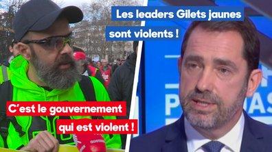 Le gouvernement déclare la guerre à Eric Drouet et Maxime Nicolle