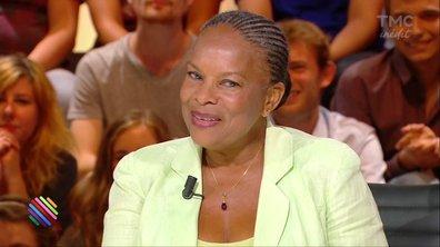 Le grand retour de Christiane Taubira dans Quotidien