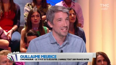 "Guillaume Meurice, le ""comique d'investigation"" de France Inter"