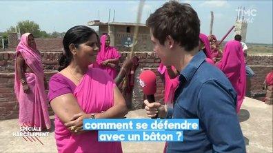 Harcèlement : En Inde, les femmes apprennent à se défendre
