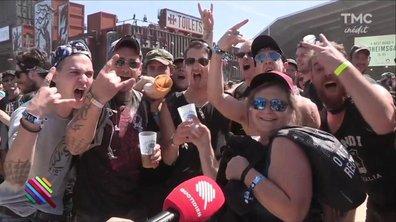 Le Hellfest 2017 : de la bière, du métal, des bisous, de l'amour !