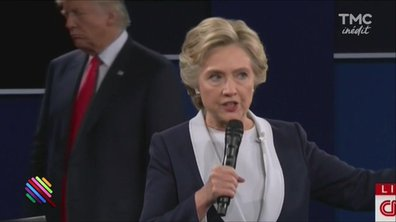 Hillary Clinton vs Donald Trump : ROUND 2 - Martin Weill
