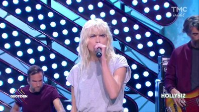 "Hollysiz : ""Fox"" en live sur Quotidien"