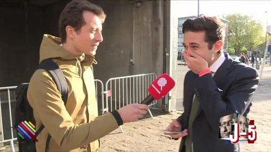Quand Hugo Clément parle biffle avec les militants pro-Fillon