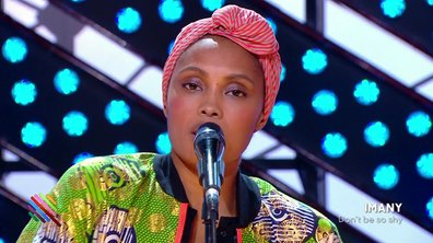 Imany - Don't be so shy en live sur Quotidien (exclu web)