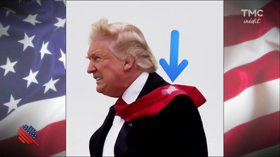La minute fashion : du Scotch sur la cravate de Trump, mais pourquoi ?