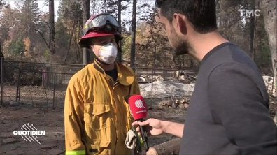 Incendies en Californie : la difficile recherche des disparus