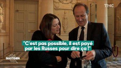 """""""Trop intelligent"""" ? Face au tollé, Gilles Le Gendre (essaie) de s'excuser"""