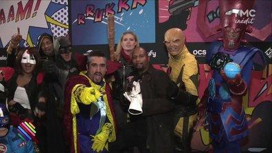 Invasion de Super-Héros à la Comic Con