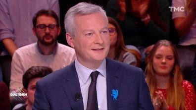 Invité : Bruno Le Maire, ministre de l'Économie et des Finances (Partie 2)