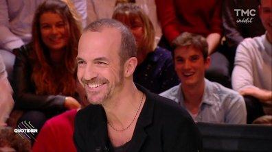 Invité : Calogero, chanteur POPulaire