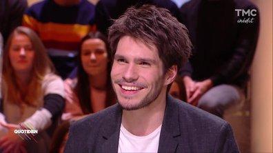 Invité : François Civil à l'affiche de « Burn out »