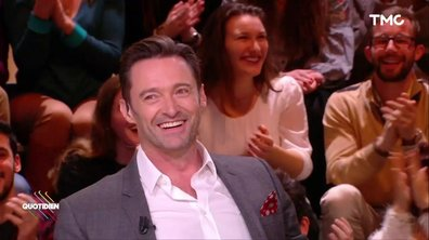 Invité : Hugh Jackman est « The Greatest Showman »