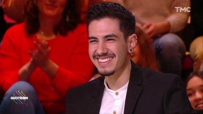 """Invité : Jonas Ben Ahmed, premier acteur transgenre dans """"Plus belle la vie"""""""