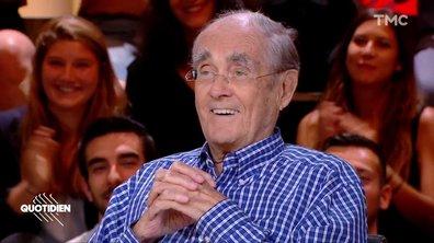 Invité : Michel Legrand pour son autobiographie « J'ai le regret de vous dire oui »