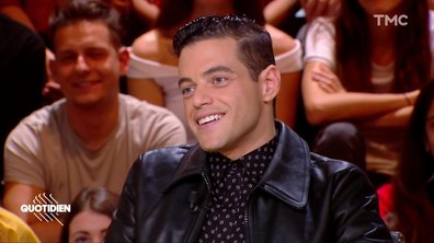 "Invité : Rami Malek est Freddie Mercury dans ""Bohemian Rhapsody"""