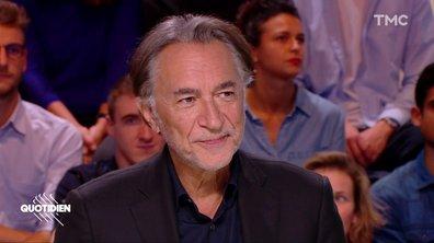 """Invité : Richard Berry dans la peau d'un avocat pour """"Plaidoiries"""""""