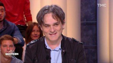 Invité : Riss, patron d'un Charlie Hebdo contaminé