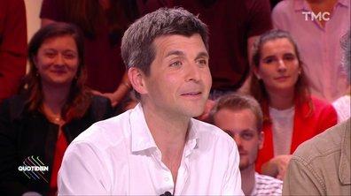 """Invité : Thomas Sotto, pour son livre """"Une aventure nommée Federer"""""""